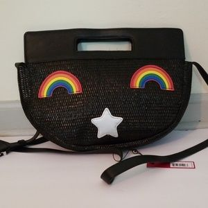 Sam Edelman Rainbows and Star purse
